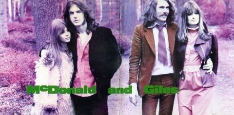 マクドナルド・アンド・ジャイルズ(アルバム) Mcdonald and Giles ...